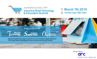 INDOCHINA RETAIL TECHNOLOGY & INNOVATION SUMMIT 2019